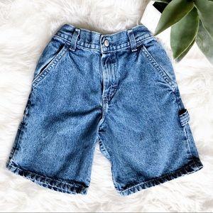 🔴2/$12 3/$17🔴 Boy's Jean Shorts Sz 7 Regular